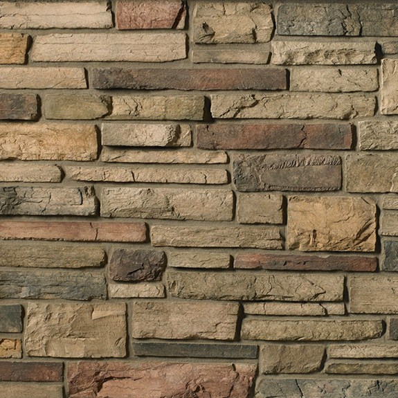 Country Ledgestone : Long Island : Suffolk : Nassau
