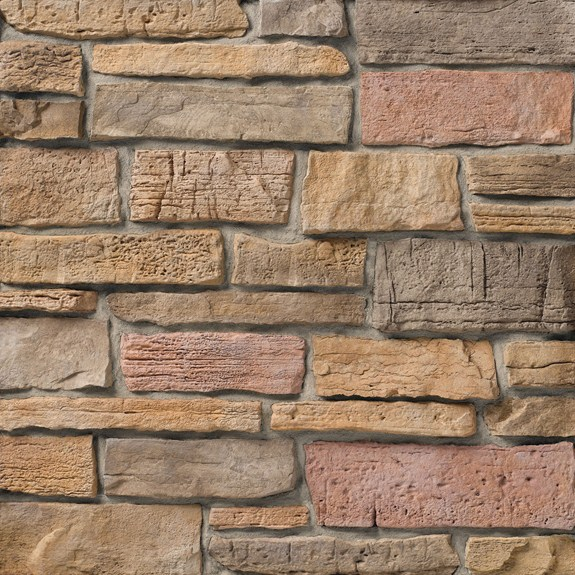 Aged ledgestone long island suffolk nassau for Boral brick veneer