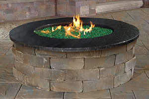 Fire Tables Amp Fire Pit Kits