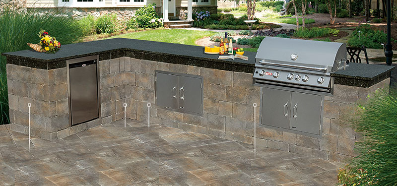 cambridge outdoor kitchen kits | long island | suffolk | nassau