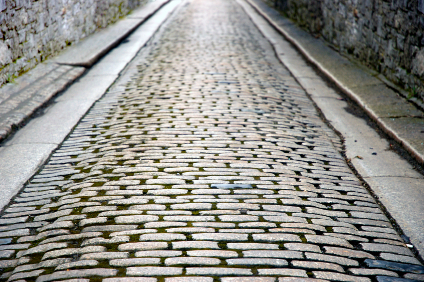 Lovely Cobblestone ...
