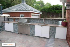 Outdoor Remodeling | Stone Veneer | Natural Stone | Long Island | Nassau | Suffolk