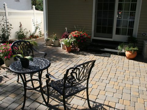 Colonial Cobble 4 Piece Combo • Golden Brown • Random