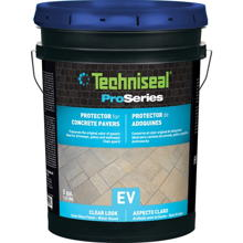SEALANT FOR CONCRETE PAVERS (EV) | CLEAR LOOK | SEMI-GLOSS FINISH